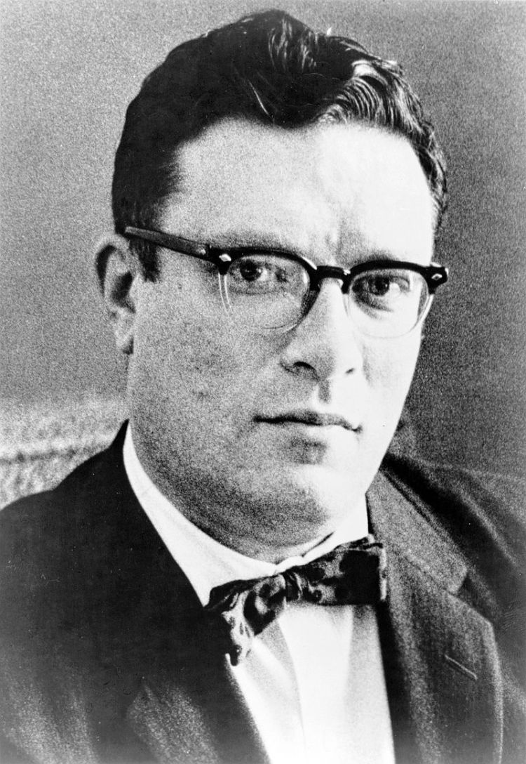 Isaac Asimov (c) Wikipedia