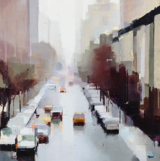 Lisa Breslow - Snow Day (2014)