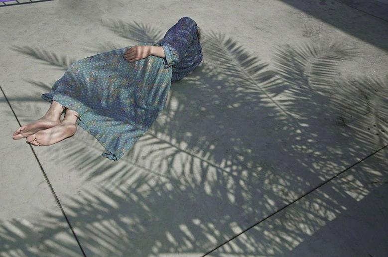 "Cristina Coral ""Secret Garden Palm"" (2015)"