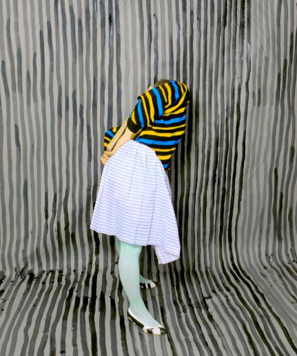 "Isabelle Wenzel ""Strips"" (2015)"