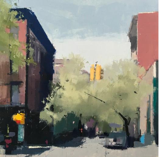 Lisa Breslow - Spring Green (2016)