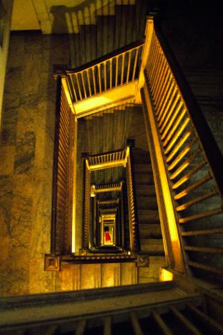"""Melanie Pullen """"Stairs"""" (2004)"""