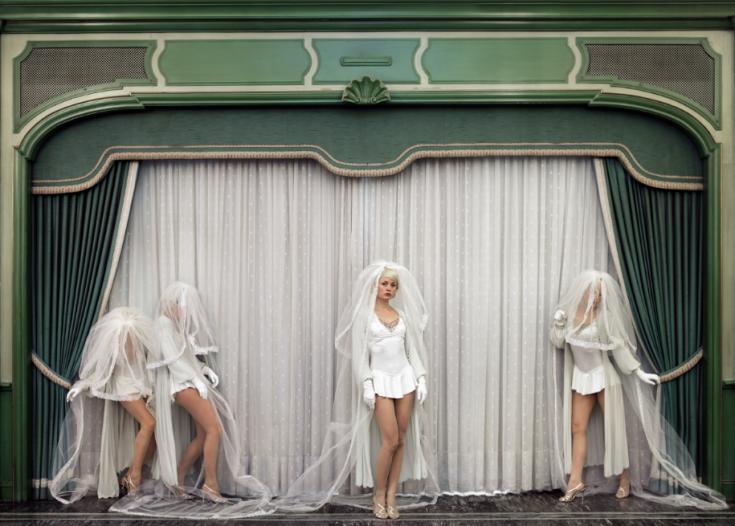 Starlets Series, 2013 (c) Anja NIemi