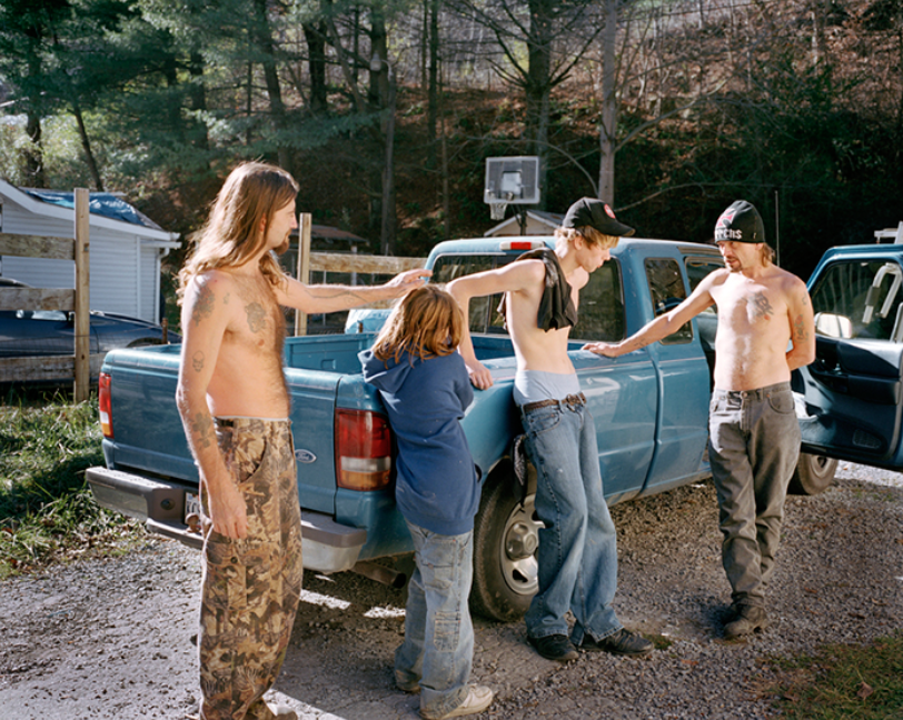 "Hannah Modigh, Series ""Hillbilly Heroin, Honey"" (2006)"