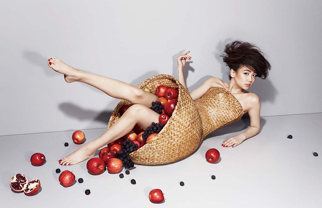 Yuni Yoshida - Fruit Basket