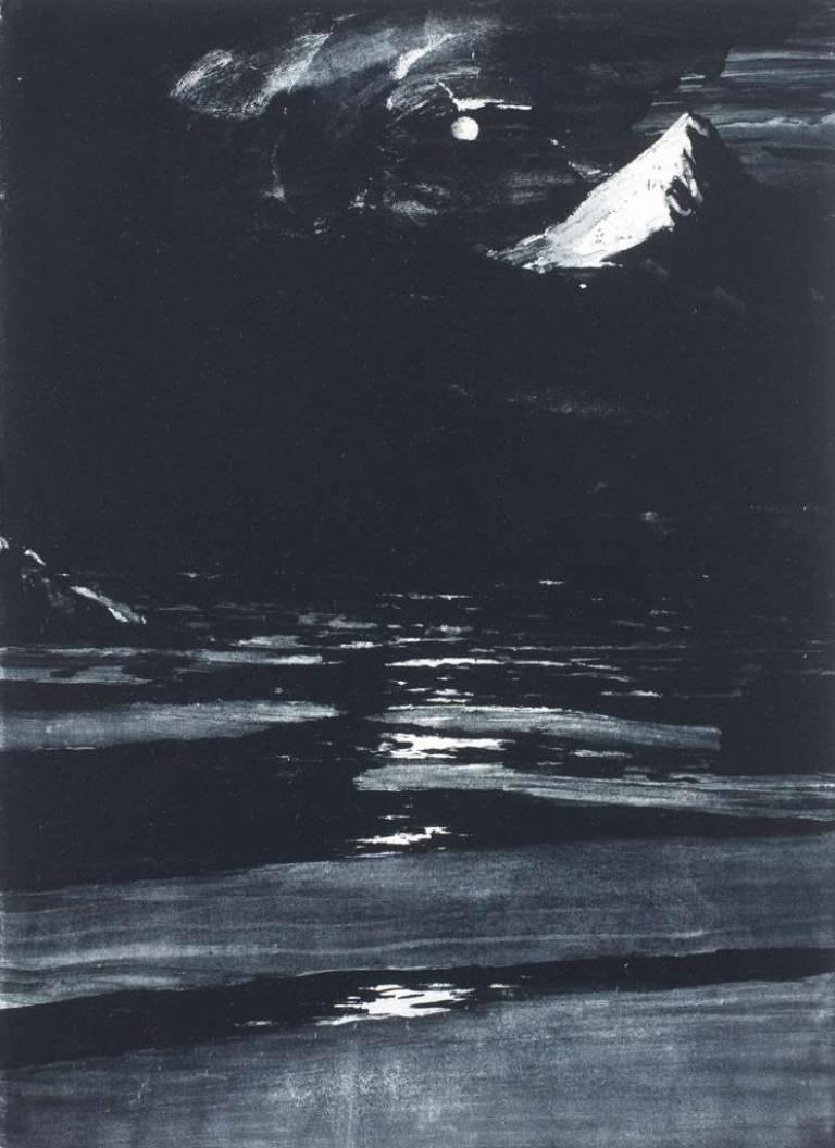 Emma Stibbon - Series Polar Region - Nocturnal Ice Floe